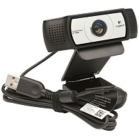 Logitech HD Webcam C930e,  USB-камера для конференций